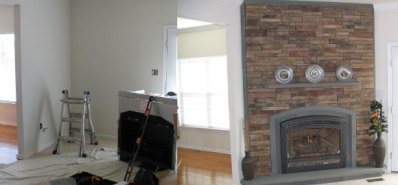 Iris Contracting Fireplace Sales Gas Fireplace Installation Fireplace Remodeling